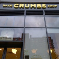 Photo taken at Crumbs Bake Shop by R L. on 9/20/2012