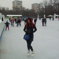 Photo taken at Patinoar by Mona C. on 12/27/2012
