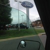Photo taken at Harrisonburg Ford by Jennifer L. on 7/12/2013