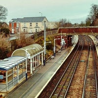 Photo taken at Royston Railway Station (RYS) by Sam .. on 1/29/2016