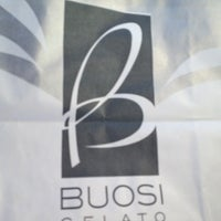 Photo taken at Buosi Gelato by Valeria B. on 9/16/2012