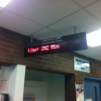 Photo taken at Department Of Motor Vehicles by Adam E. on 12/14/2012