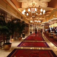 Photo taken at Wynn Las Vegas by Germán L. on 3/31/2013