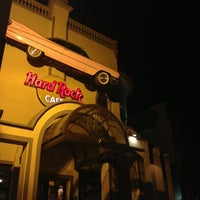 Photo taken at Hard Rock Cafe Mexico City by Cesar S. on 2/13/2013