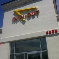 Photo taken at In-N-Out Burger by Lisa D. on 7/20/2013