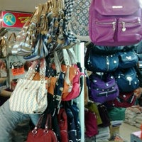 Photo taken at Pasar Senen Blok VI by Ahmad M. on 12/3/2012