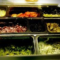 Photo taken at Subway by José M. M. on 1/24/2013