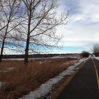 Photo taken at Fish Creek Park - Glennfield by Doug M. on 2/9/2013