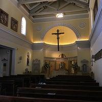 Photo taken at Iglesia de la Veracruz by Gonzalo O. on 1/25/2015