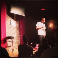Photo taken at Comedy Union by Jason B. on 3/26/2013