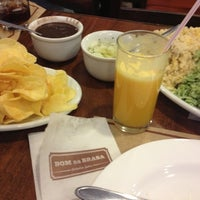 Photo taken at Restaurante Bom na Brasa by Willian O. on 11/3/2012
