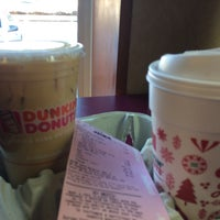Photo taken at Dunkin' Donuts by Eric A. on 1/8/2017