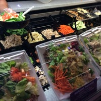 Photo taken at Saladworks by Eric A. on 6/27/2014
