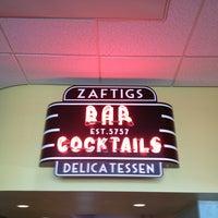 Photo taken at Zaftigs Delicatessen by Eric A. on 3/30/2013