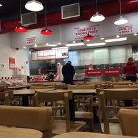 Photo taken at Five Guys by Eric A. on 3/6/2015
