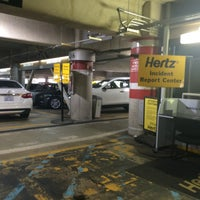 Photo taken at Hertz by Eric A. on 7/28/2016