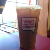 Photo taken at Dunkin Donuts by Eric A. on 11/11/2013