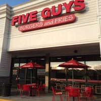 Photo taken at Five Guys by Eric A. on 7/12/2015