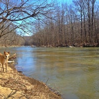 Photo taken at Big Gunpowder Trail by Geremy B. on 2/18/2013