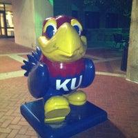 Photo taken at Kansas Union by Jenni J. on 11/5/2012