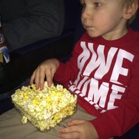 Photo taken at Regal Cinemas Harbour View Grande 16 by Jenni J. on 12/27/2014
