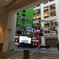 Photo taken at Canadian Broadcasting Corporation (CBC) by Jean B. on 5/30/2016