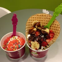 Photo taken at Menchie's by Nathan C. on 4/2/2013
