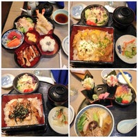 Photo taken at Tanabe Japanese Restaurant by Tish D. on 9/16/2013