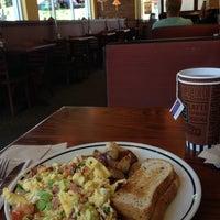 Photo taken at Corner Bakery Cafe by Adam B. on 5/14/2013