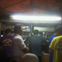 Photo taken at Bubur Ayam Special Barito by Farry A. on 3/17/2013