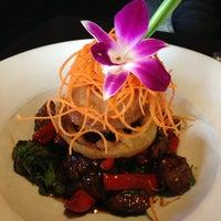 Photo taken at Osha Thai Noodle Cafe by Joe C. on 6/17/2013