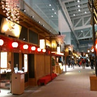 Photo taken at HND International Terminal by Yosuke S. on 3/18/2013