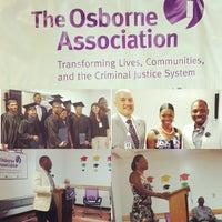 Photo taken at The Osborne Association by Lerrod S. on 8/14/2015