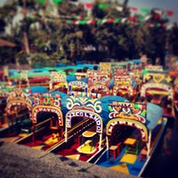 Photo taken at Xochimilco by Susana A. on 1/12/2013