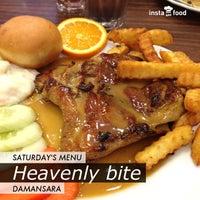 Photo taken at Restoran Al-Rafi Bistro by Faiz A. on 6/14/2013