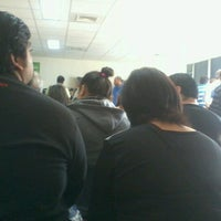 Photo taken at Registro Civil Macul by Andrea D. on 3/19/2013