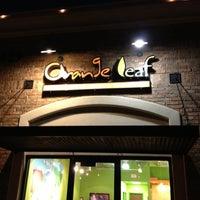 Photo taken at Orange Leaf by Anthony R. on 2/25/2013