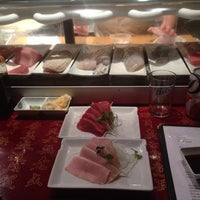 Photo taken at Hamakaze Sushi & Izakaya by tori r. on 1/26/2014