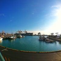 Photo taken at Nico's at Pier 38 by Aya N. on 10/6/2012