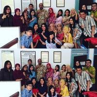 Photo taken at Fakultas Kedokteran by widyasari w. on 10/21/2016