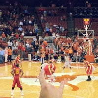 Photo taken at Frank Erwin Center (ERC) by Joe G. on 2/14/2013