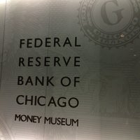 Photo taken at Federal Reserve Bank of Chicago by Elvan S. on 10/18/2015