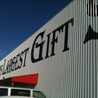 Photo taken at World's Largest Gift Shop by Scott M. on 1/26/2013