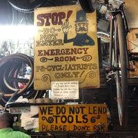 Photo taken at Dixon's Bike Shop by Alex F. on 6/2/2013