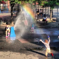 Photo taken at Park Slope Playground by Alex F. on 5/31/2013