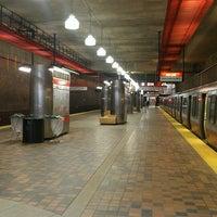 Photo taken at MBTA Alewife Station by Dane C. on 3/1/2013