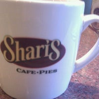 Photo taken at Shari's Restaurant by Liz G. on 11/2/2012