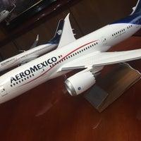 Photo taken at Oficinas Corporativas Aeroméxico by David S. on 4/20/2016