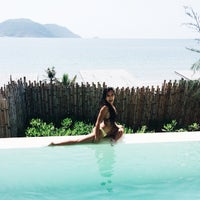Photo taken at Six Senses Côn Đảo by Thuymi D. on 3/19/2015