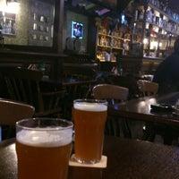 Photo taken at Shilling British Pub by Nastya K. on 4/24/2013